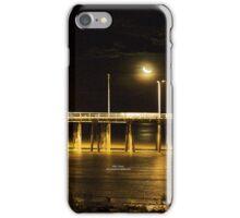 Moonlight Jetty iPhone Case/Skin