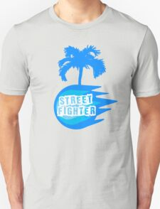 Beach Games TV Street Fighter Series T-Shirt