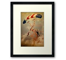 RAF Falcons 2013 Framed Print