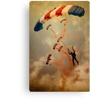 RAF Falcons 2013 Canvas Print