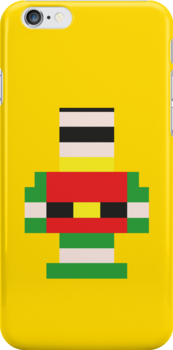 Robin in Bricks! by Jonathan  Ladd