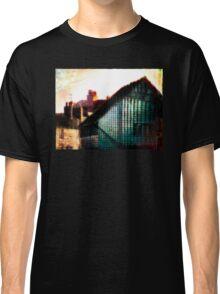A Perfect Blue Building Classic T-Shirt
