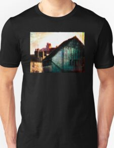 A Perfect Blue Building T-Shirt