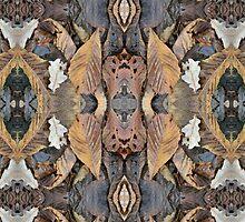 Leaves Tessellation by Stephanie Herrieven