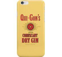 Qui Gon's Gin iPhone Case/Skin