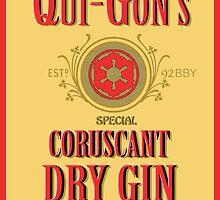 Qui Gon's Gin by Nana Leonti