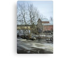 Old Mill 3 Metal Print