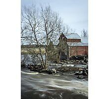 Old Mill 3 Photographic Print
