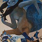 St. Fevronia II: Sea Gypsy by zoequixote