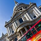 St Pauls Cathedral London by DavidHornchurch
