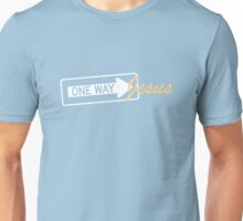 One Way Jesus Unisex T-Shirt