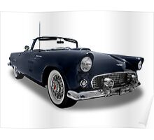 Ford - 1956 Thunderbird Roadster Convertable Poster