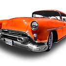 Oldsmobile - 1954 Sedan - Custom by axemangraphics