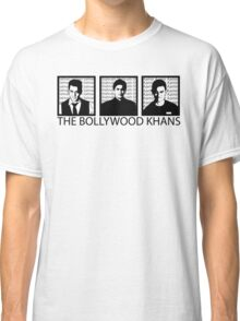 The Bollywood Khans Classic T-Shirt