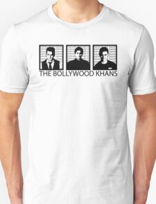 The Bollywood Khans Unisex T-Shirt
