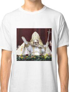 Sloth Pope  Classic T-Shirt