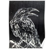 RAVEN on the BRANCH Poster