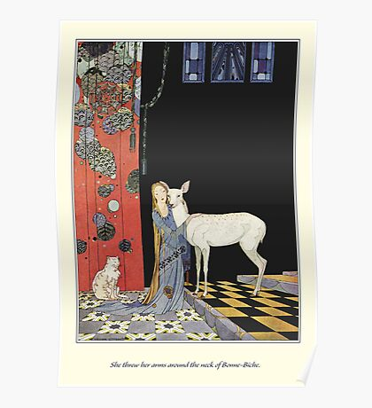 Old French Fairy Tales: Bonne-Biche Poster