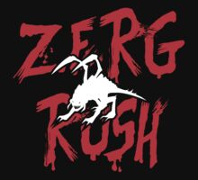 ZERG Rush by thevillain