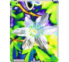 Acid flower iPad Case/Skin