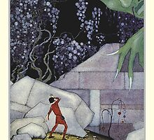 Old French Fairy Tales: The Wall Crumbled by LireBooks