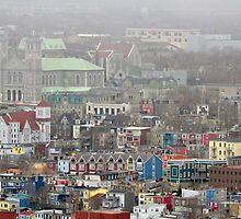 Saint John's, Newfoundland, Canada. by FER737NG