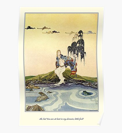 Old French Fairy Tales: In My Domain Poster