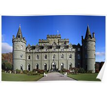 Inveraray Castle Poster