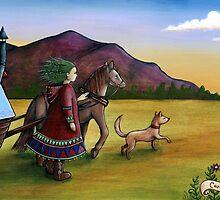 Carnivale Folk by NadiaTurner