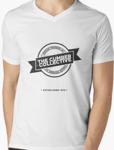 The Cumber Collective Mens V-Neck T-Shirt