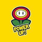 Flower Power! by Jonathan  Ladd