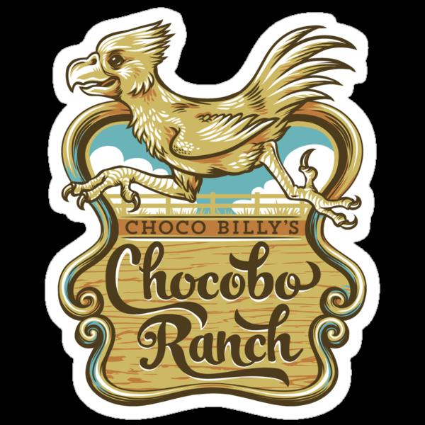 Choco Billy's Chocobo Ranch by Kari Fry