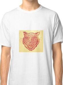 Tiger pattern Classic T-Shirt