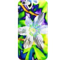 Acid flower iPhone Case/Skin