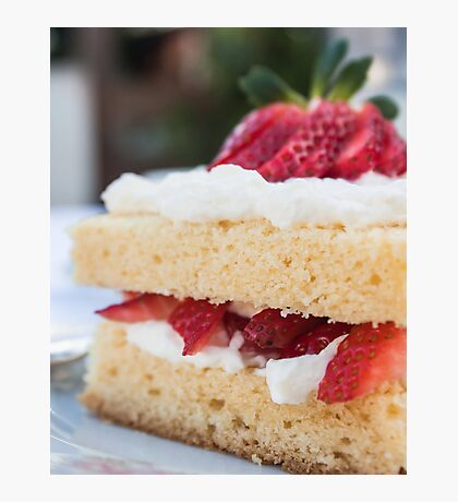 Layer Cake Photographic Print