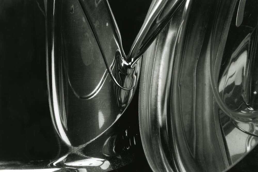 Metallic Reflections [4/8] (35mm Film) by Lindsey Butler