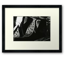 Metallic Reflections [5/8] (35mm Film) Framed Print