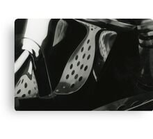 Metallic Reflections [5/8] (35mm Film) Canvas Print