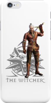 The Witcher - Geralt by Bianka90