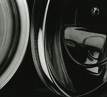 Metallic Reflections [6/8] (35mm Film) by Lindsey Butler