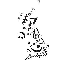 Music United Kingdom by jchy