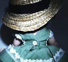 The Cute yet Quiet Girl in a Hat by Kieran Rundle