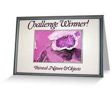 Banner - PNAO - Challenge Winner Greeting Card