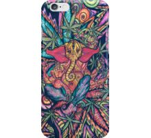 Elephant Buddha iPhone Case/Skin