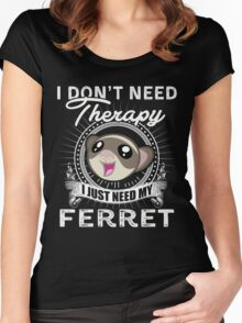 ferret Women's Fitted Scoop T-Shirt