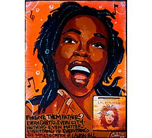 Lauryn Hill Photographic Print