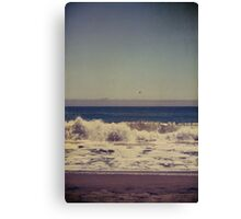 Beach Days Canvas Print