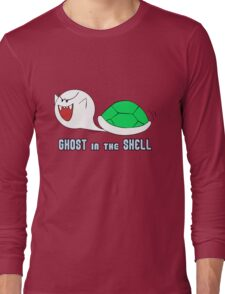 Boo in the Shell Long Sleeve T-Shirt
