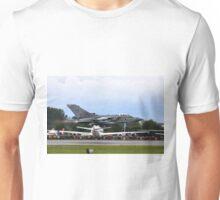 Tornado GR4 Low flypast Unisex T-Shirt