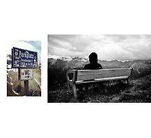 Alp Austria - Mountain Photographic Print